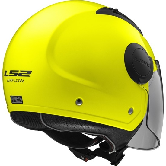 Kask LS2 AIRFLOW solid h-v yellow